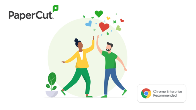 Google Verifies It's CER-tainly Happy With PaperCut!
